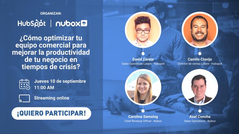 Blog Nubox | Webinars Nubox