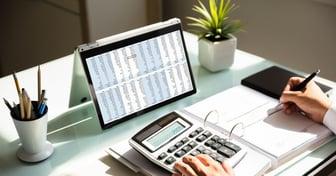 ¿Cuáles son los métodos para calcular el capital propio tributario?