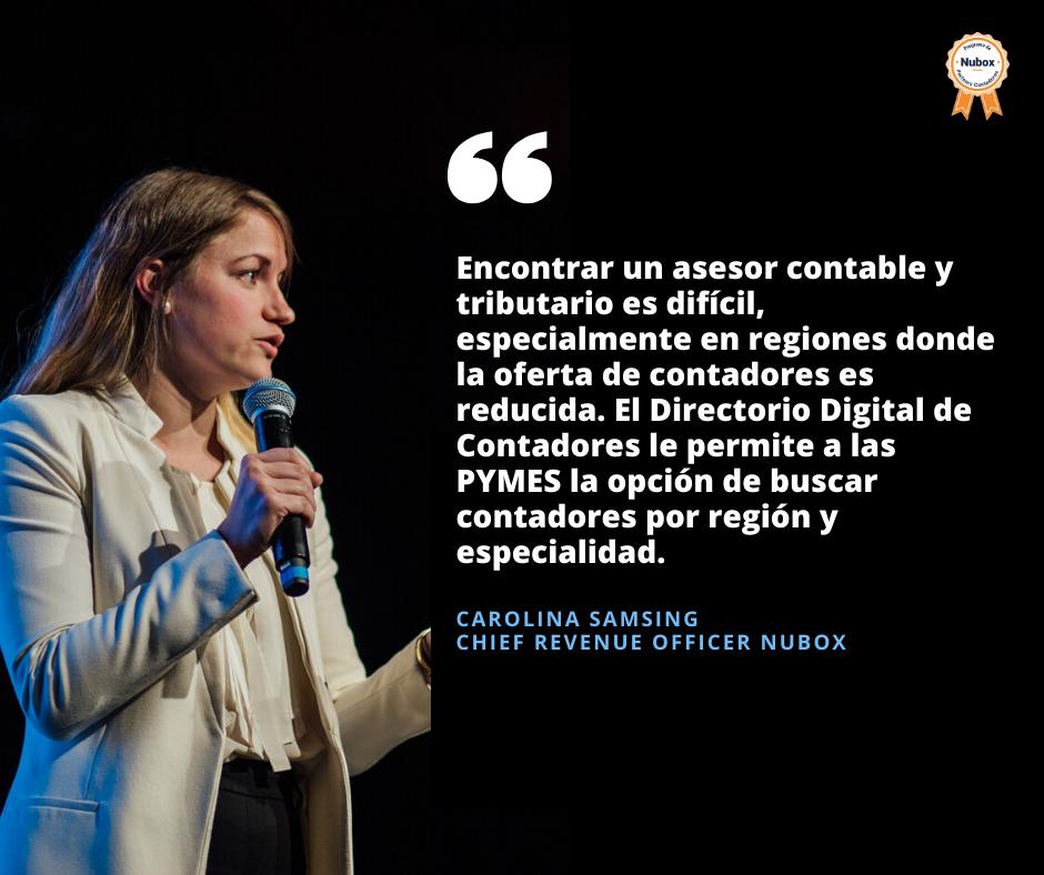 El Directorio Digital de Contadores busca apoyar a las PYMES en la búsqueda de un contador