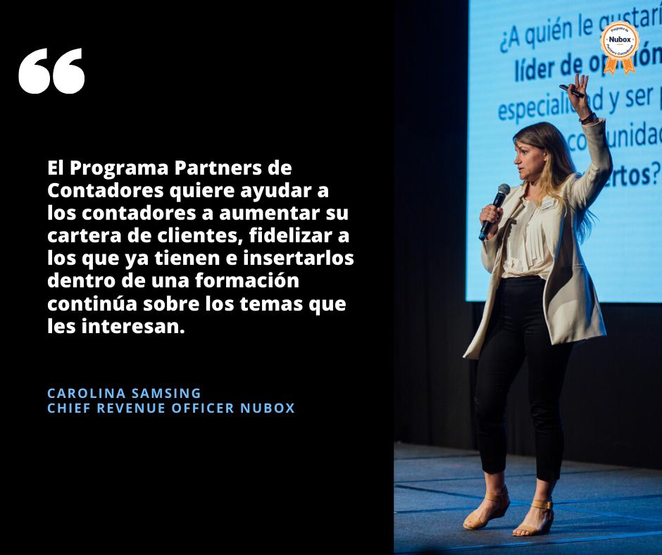 El Programa Partners de Contadores busca ayudar a los contadores a fidelizar a sus clientes