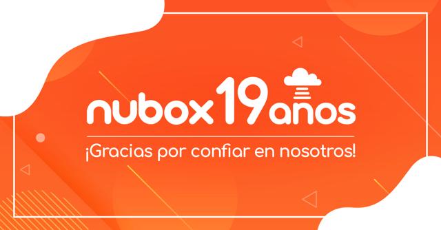 Haz que tu contabilidad vuele con lo nuevo de Nubox