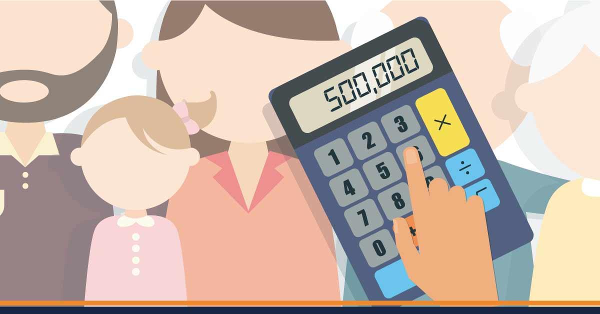 Cómo se calcula la asignación familiar en Remuneraciones?