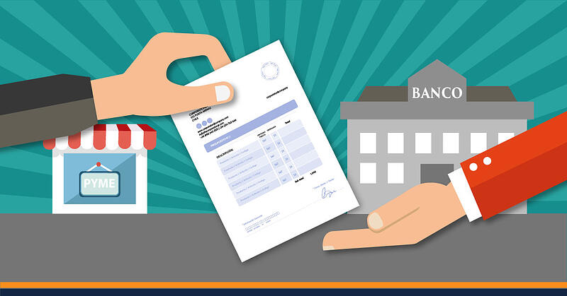¿Cómo beneficia a una empresa la cesión de facturas?
