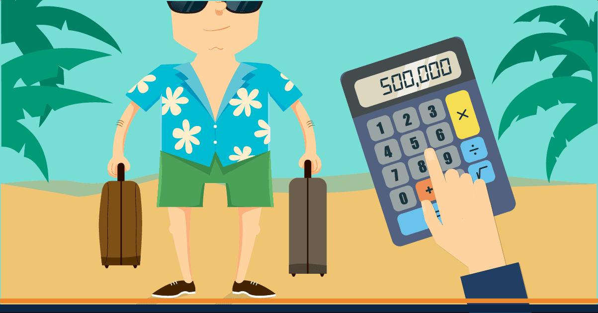 como calcular las vacaciones