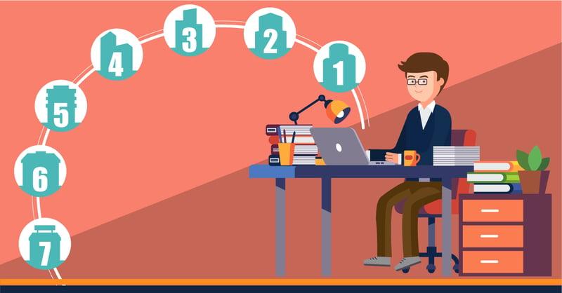 ¿Cuántas contabilidades puede llevar un contador?