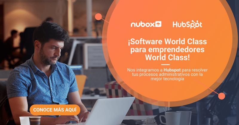 Conoce la nueva integración de Nubox y HubSpot
