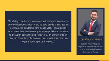 Convención Constitucional e Impuestos en Chile