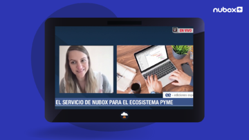 Carolina Samsing en EMOL TV
