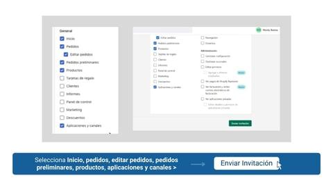 Integración Nubox - Shopify para emitir Boletas Electrónicas