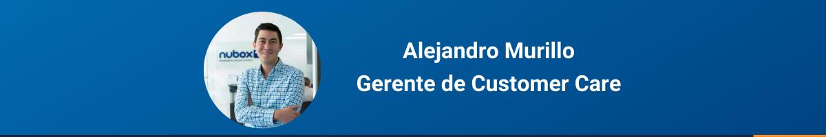 Recomendaciones de Alejandro Murillo para trabajar desde casa