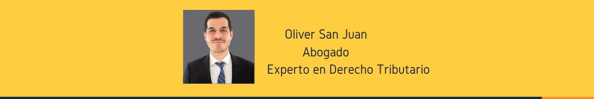 Oliver San Juan