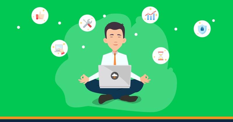 Cómo un software de contabilidad financiera ayuda a reducir el estrés