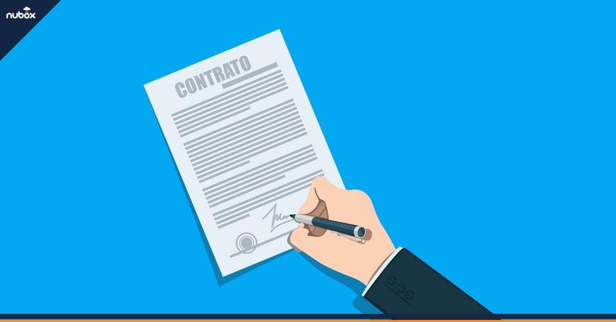 ¿Necesitas contratar personal y no sabes cómo hacer un contrato de trabajo? Revisa los aspectos más importantes a considerar para hacerlo.