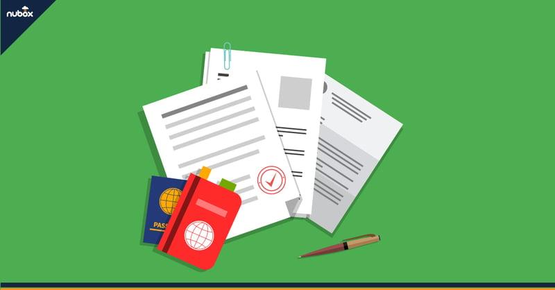 Cómo hacer un contrato de trabajo para extranjeros en Chile