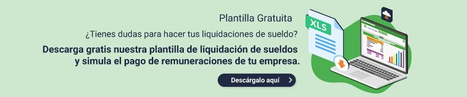 CTA - Excel  para liquidación de Sueldo