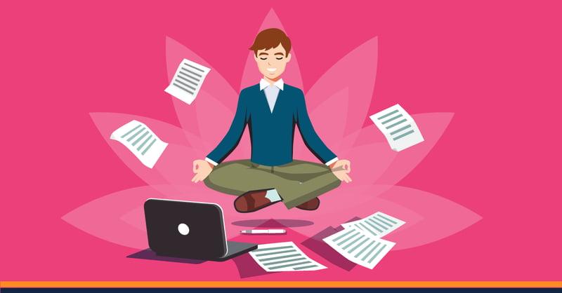 Cómo dominar las emociones negativas en el trabajo