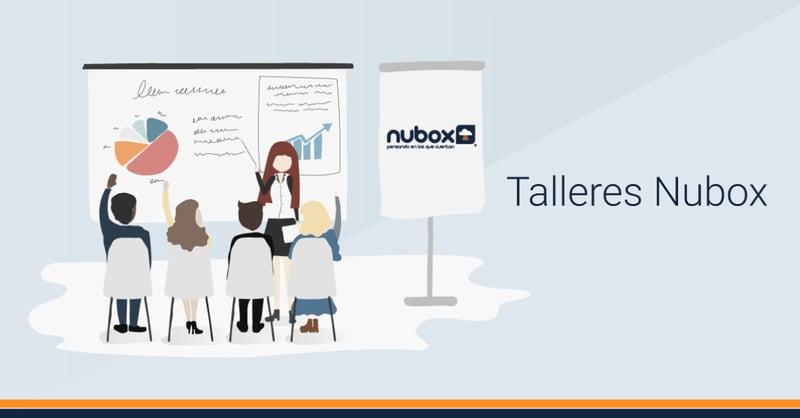 Nubox organiza taller tributario con Conferencista Carolina Silva