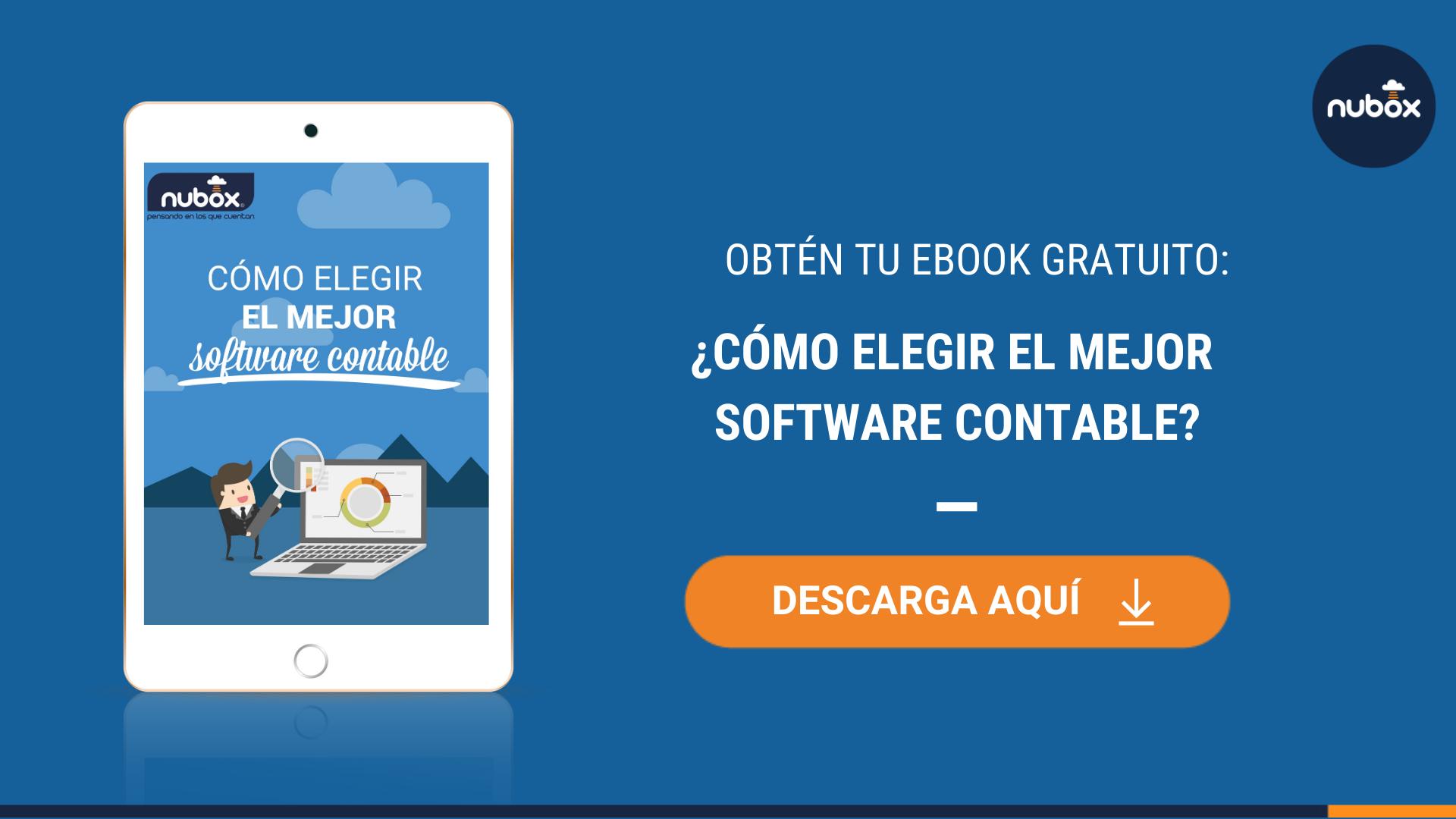 [Ebook Gratuito] ¿Cómo elegir el mejor software contable?