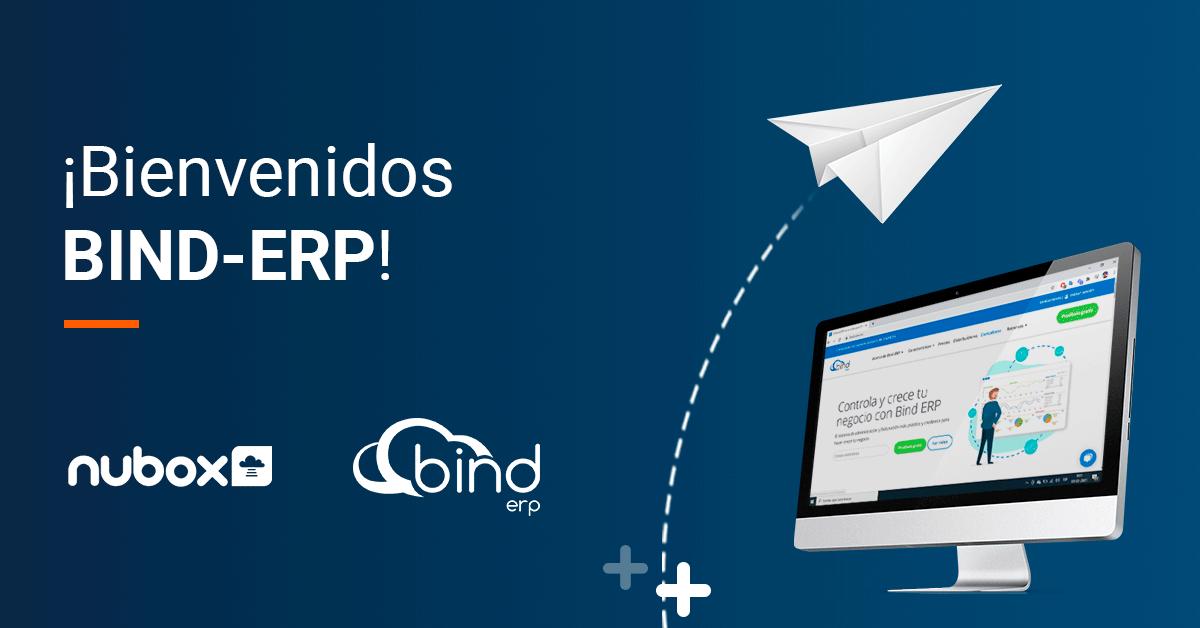 Nubox se asocia con la mexicana Bind-ERP y expande su presencia y liderazgo en Latinoamérica