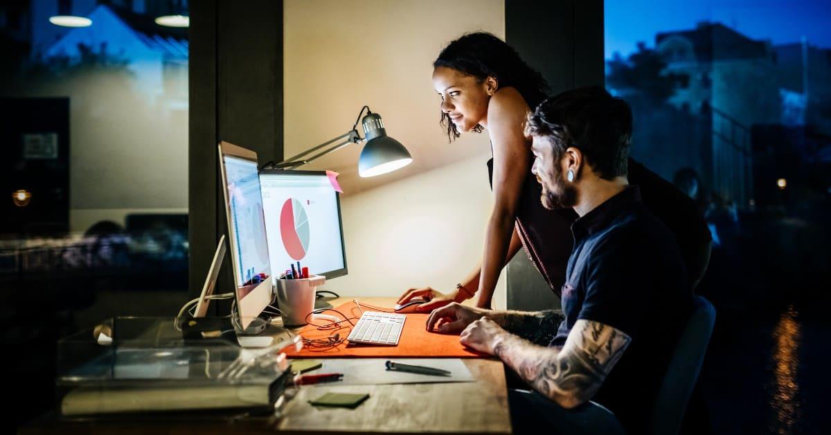 ¿Pueden las tecnologías de la información mejorar la productividad?