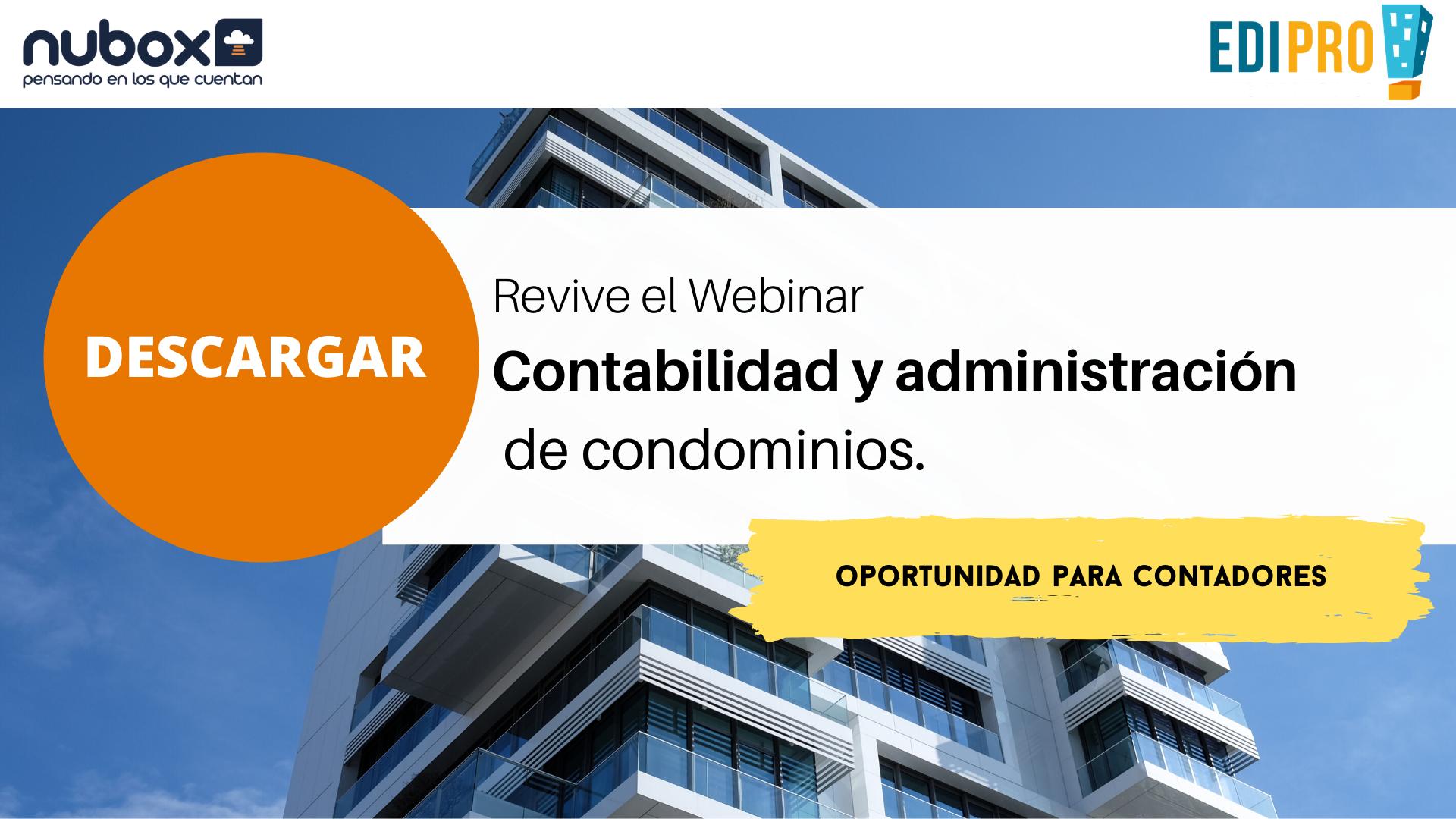 [Webinar Gratuito] Contabilidad y administración para comunidades