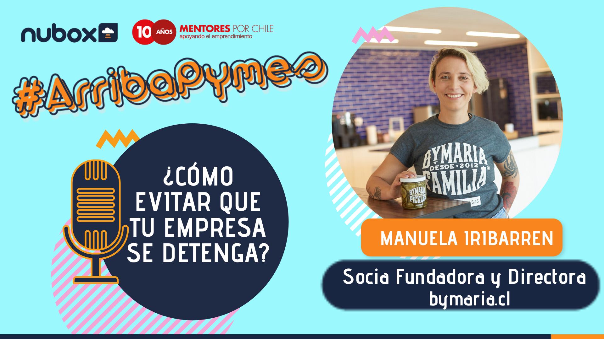[Podcast #2] Manuela Iribarren: El ecommerce salvó nuestro negocio durante esta crisis