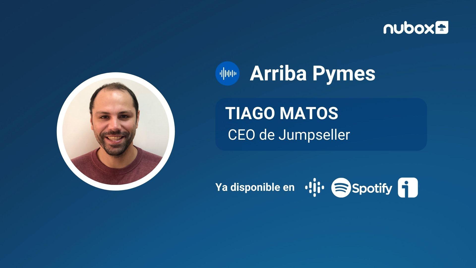 #Ep10 I Tiago Matos: Estamos viviendo un cyberday todos los días producto de la pandemia