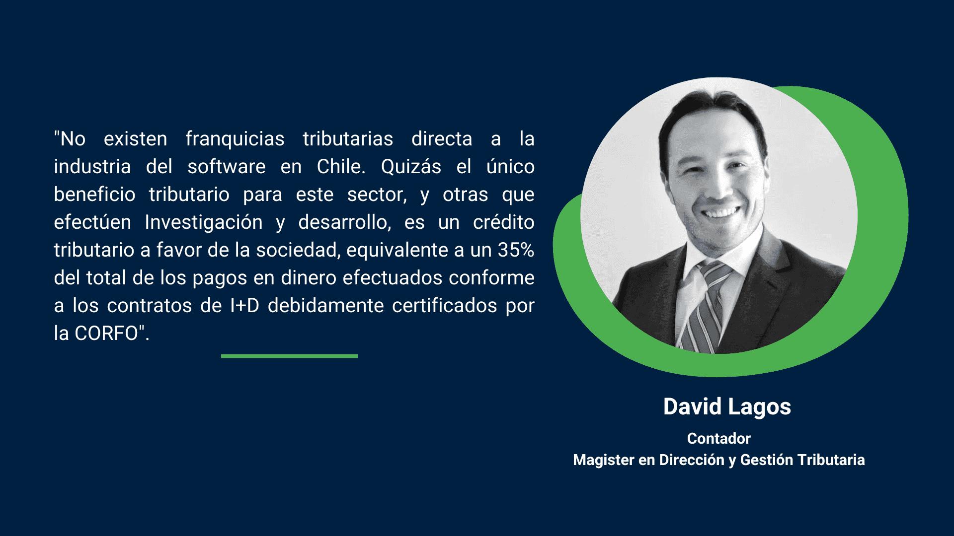 Artículo 41 G de la LIR y la industria de software chilena