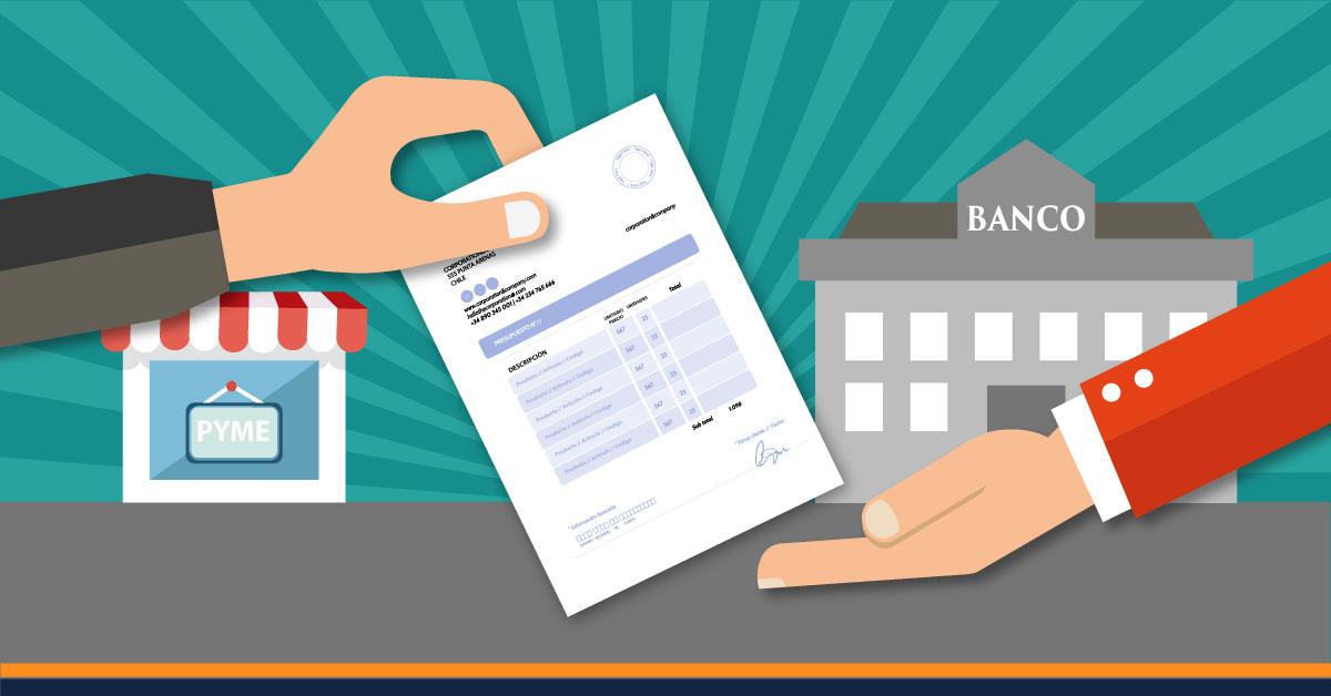 ¿Cómo beneficia a una empresa la cesion de facturas?