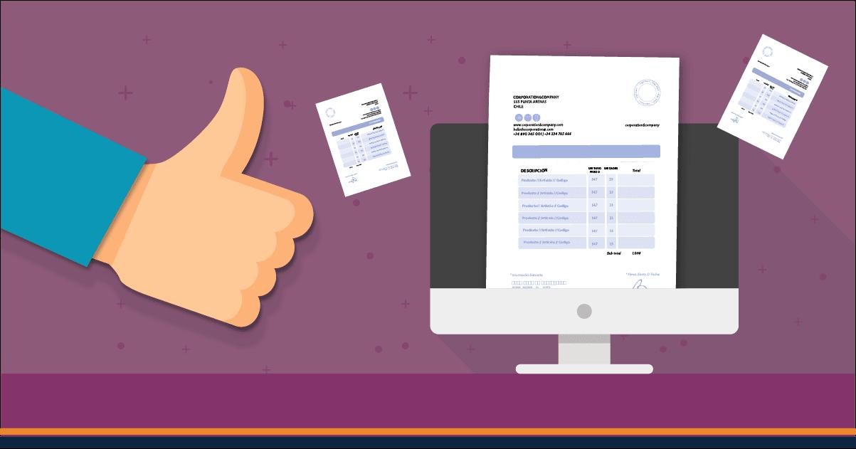 ¿Cómo hacer una factura electrónica?