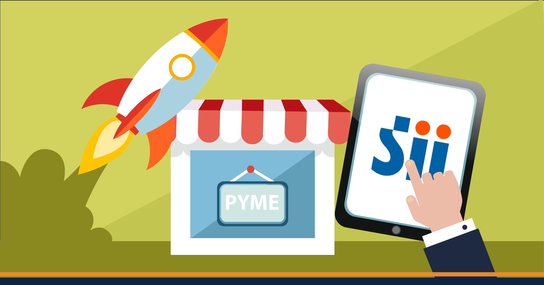 8 medidas que promueve el SII para apoyar a las PYMES
