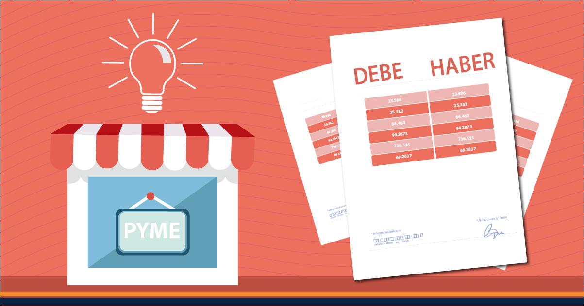 ¿Cómo se hace el asiento contable de una factura de venta?