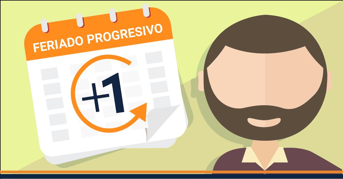 ¿Qué es el feriado progresivo?