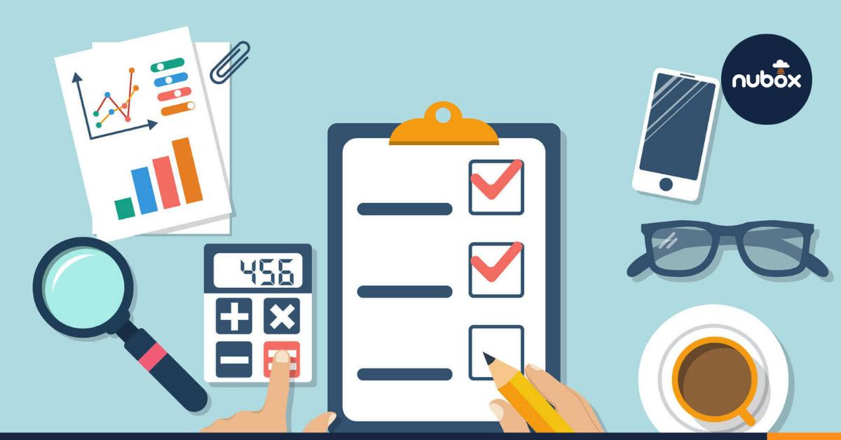 ¿Cómo se hace el cierre del ejercicio contable?