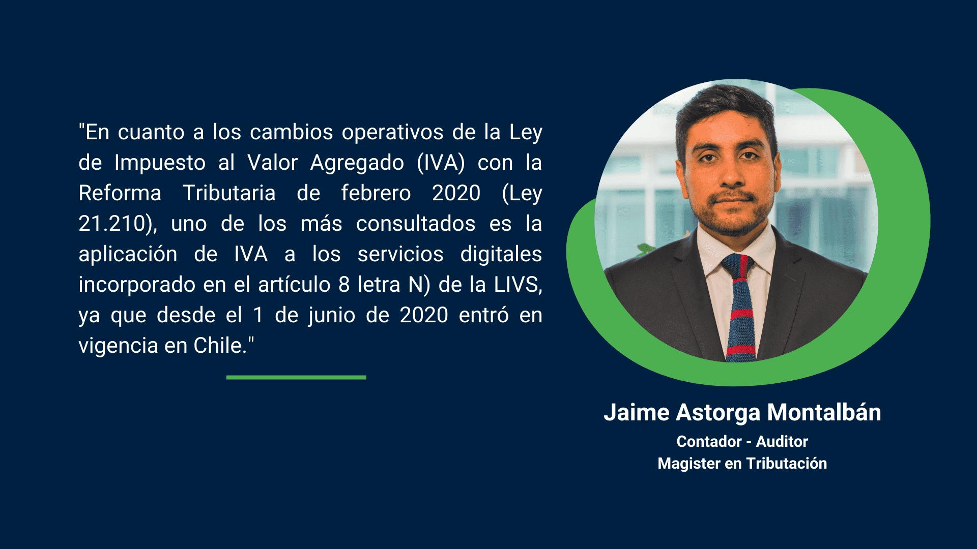 Cambio de sujeto del IVA en los servicios digitales