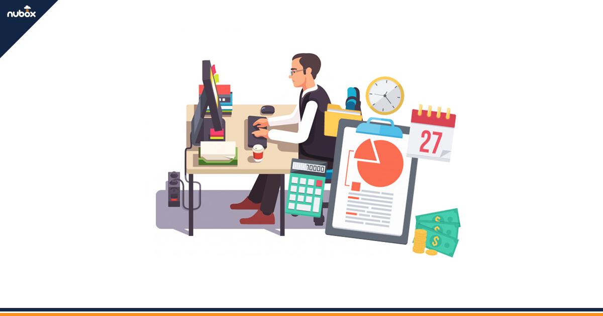 Plan de trabajo de un contador: consejos para organizarte