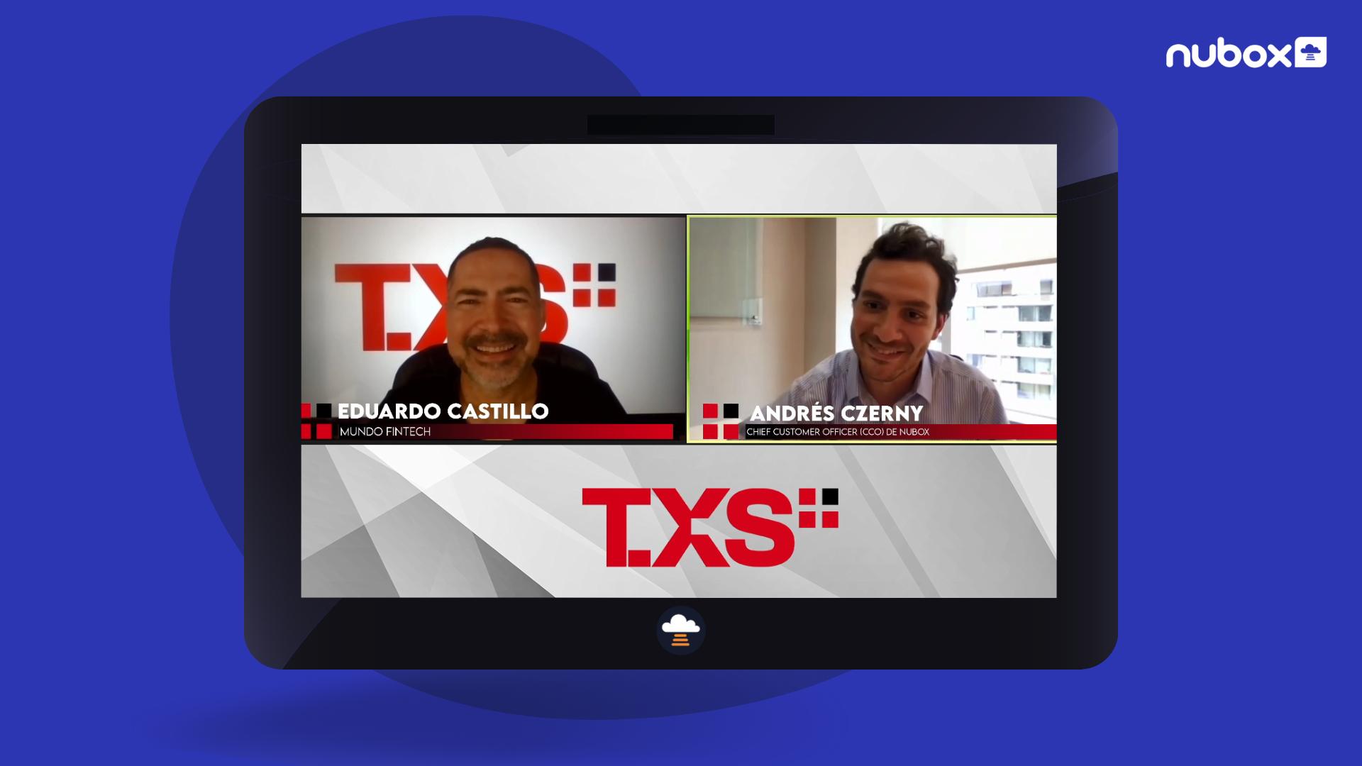 Andrés Czerny en Mundo Fintech de TXS Plus