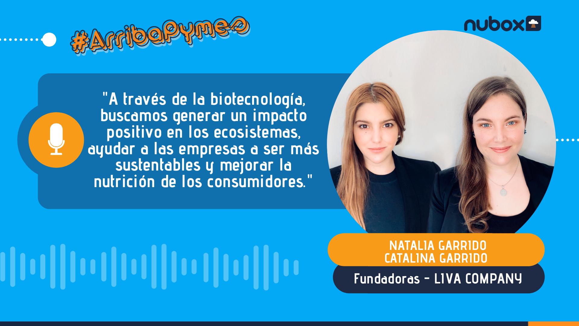 Catalina Garrido: Buscamos ayudar a las empresas a ser más sustentables y mejorar la nutrición de los consumidores