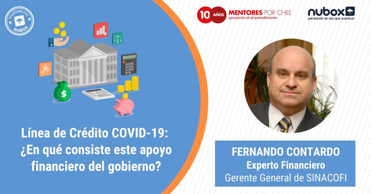 ¿En qué consisten las líneas de créditos COVID-19?