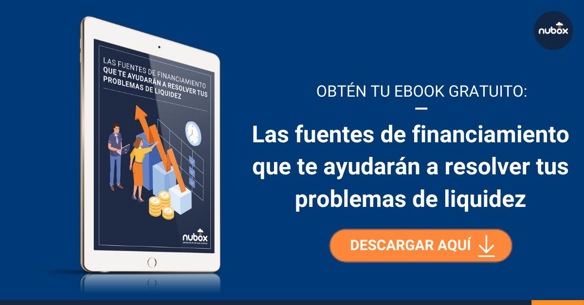 [Ebook gratuito] Conoce las fuentes de financiamiento para las PYMES