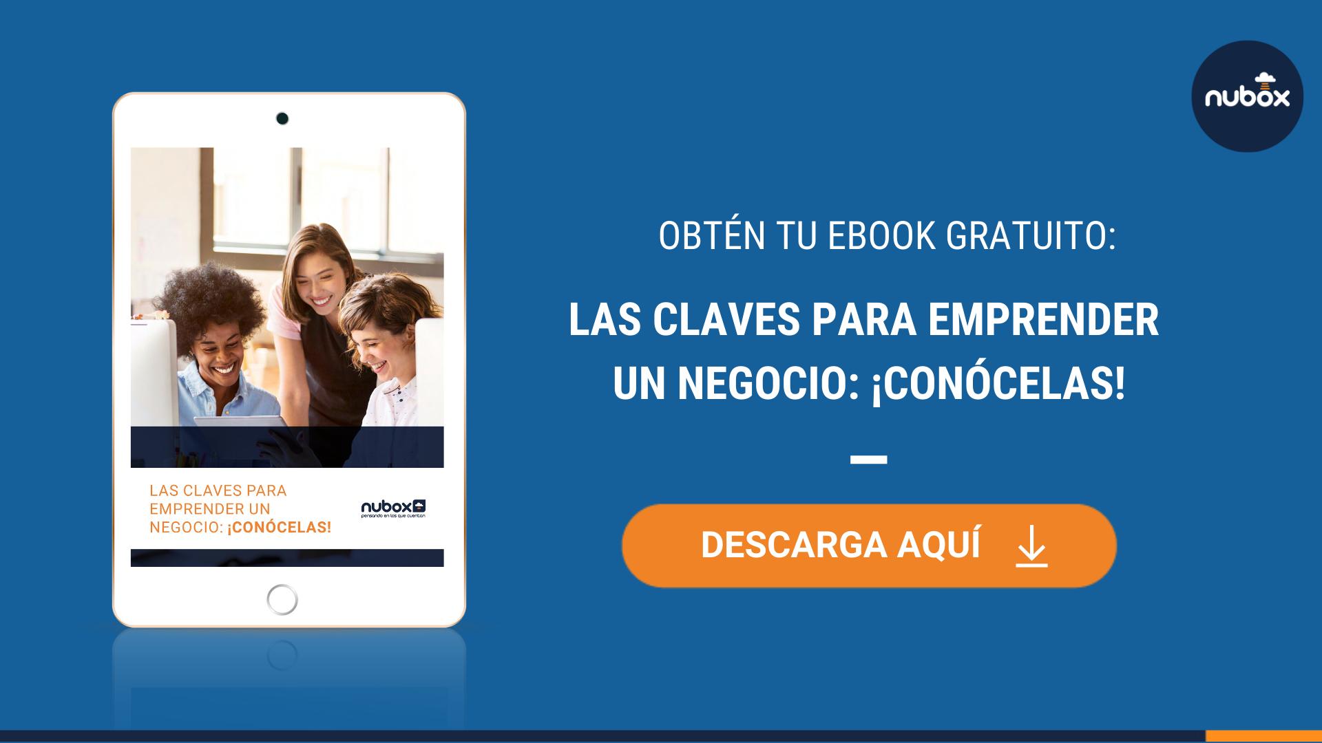 [Ebook Gratuito] Las claves para emprender un negocio: ¡Conócelas!