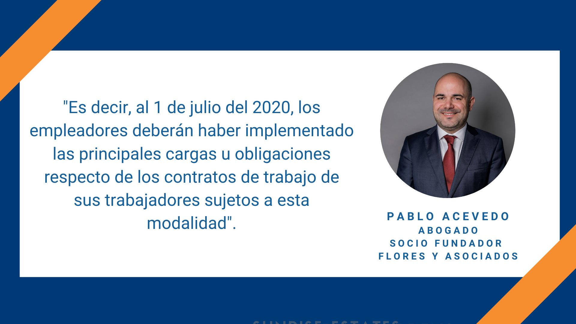 Ley de Teletrabajo en Chile: Información clave que deben saber las pymes