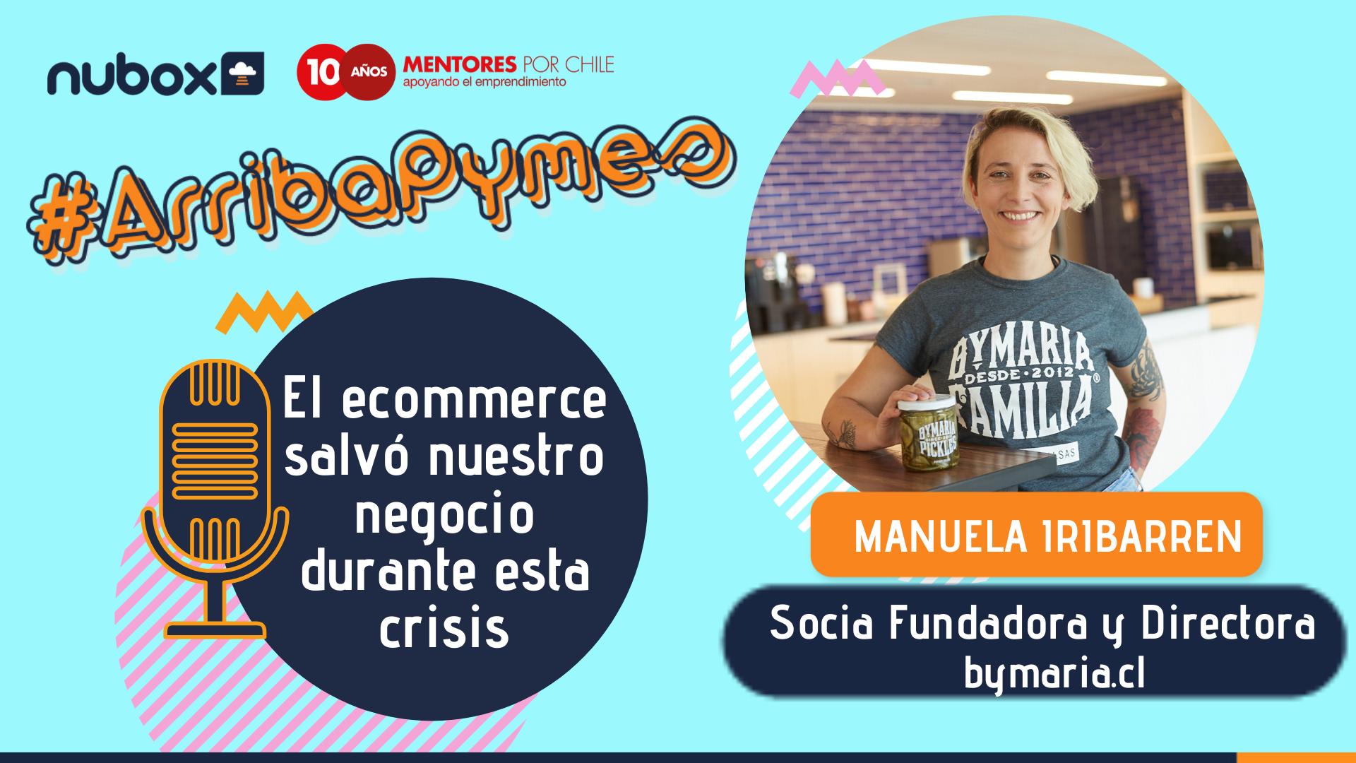 Manuela Iribarren: El ecommerce salvó nuestro negocio durante esta crisis