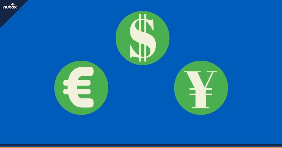 Moneda funcional NIC 21