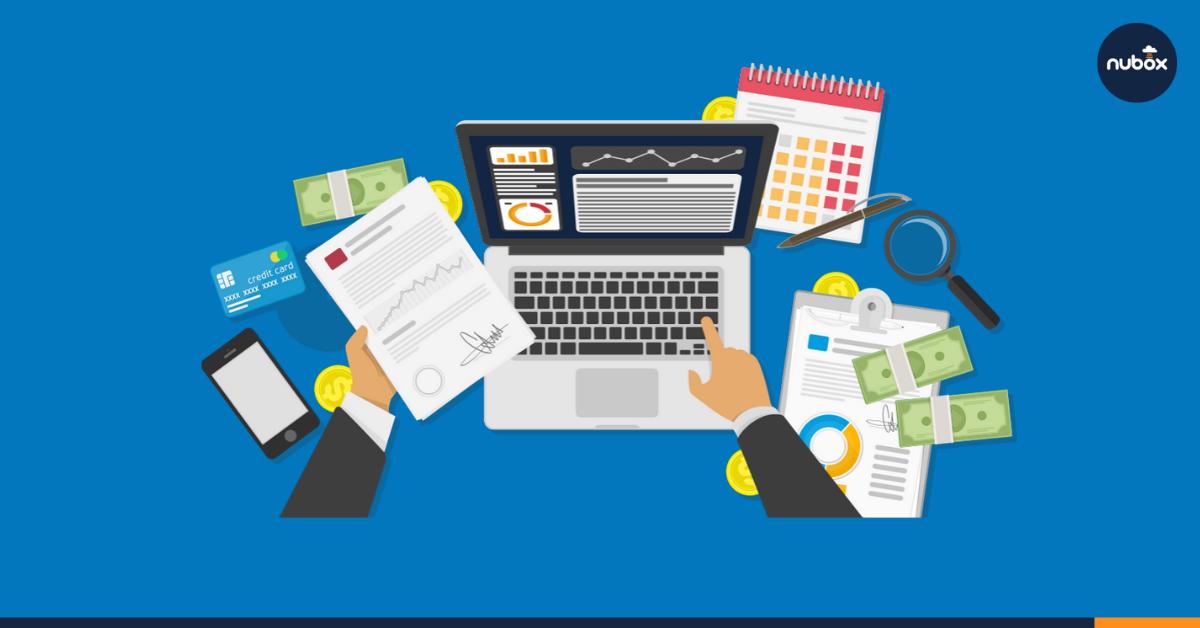 Negocio de contabilidad