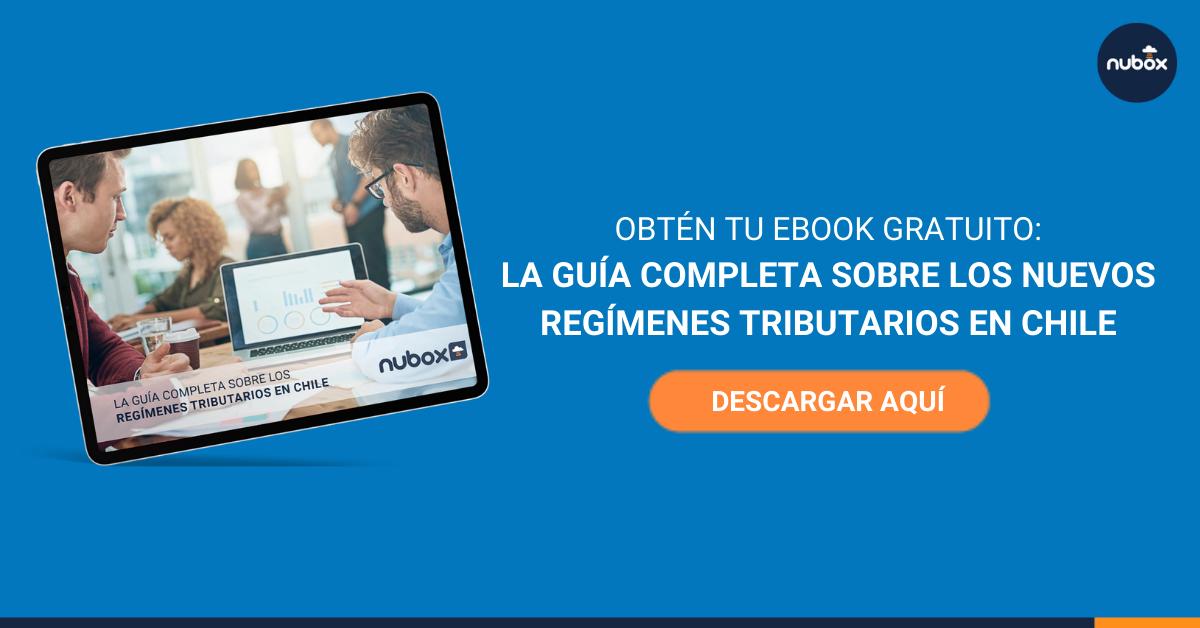 [Ebook] Descubre cuáles son los nuevos regímenes tributarios
