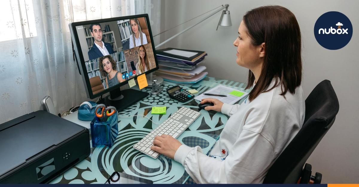 Trabajo a distancia: Medidas de salud y seguridad que debe cumplir tu equipo