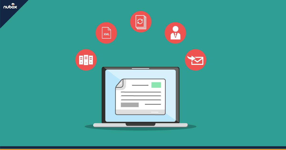 Agiliza la gestión de boleta electrónica y factura