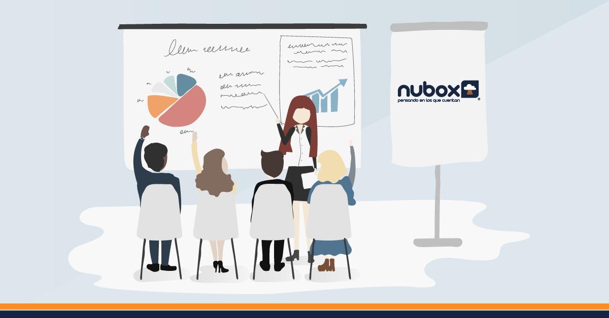 Nubox realizó taller gratuito para emprendedores y contadores