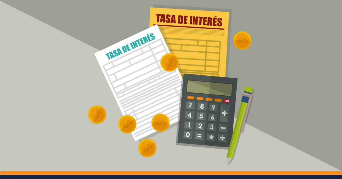 ¿Qué es la tasa de interés y cómo se calcula?